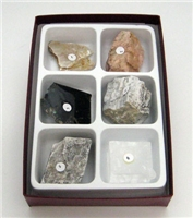 Rock Cleavage Collection Science Kit