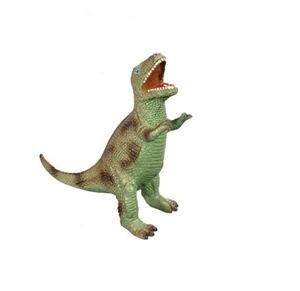 Small Squeezable T-Rex Dinosaur Toy