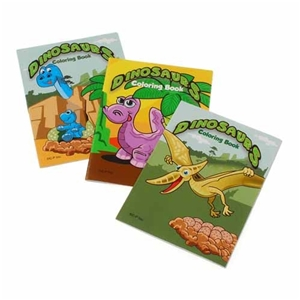 Dino Coloring Books - Pack of 12