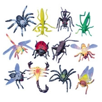 Assorted Bugs - 12 pack