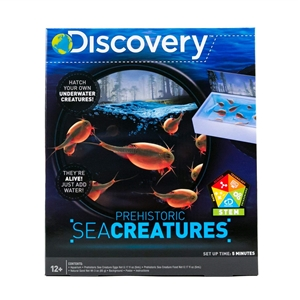 Discovery Kids Prehistoric Sea Creatures Science Kit