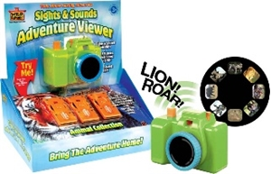 Animal Sights and Sounds Adventure Viewer