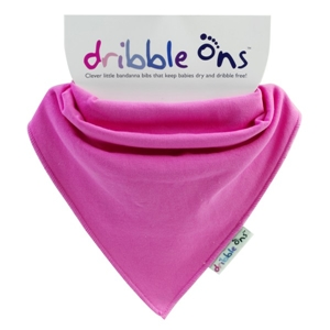 Fuchsia Pink Dribble On