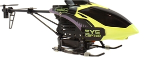 My Web RC Eyecopter Helicopter - Black/Yellow
