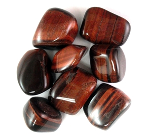 Red Tiger Eye - Tumbled