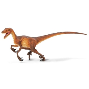 Wild Safari Velociraptor Toy Model