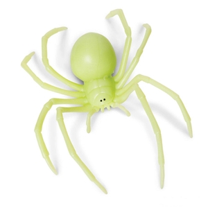 Safari Glow-In-The-Dark Black Widow Spider