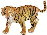 Wild Safari Wildlife Tiger Adult Replica Toy Model