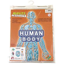 Play Mat Human Body