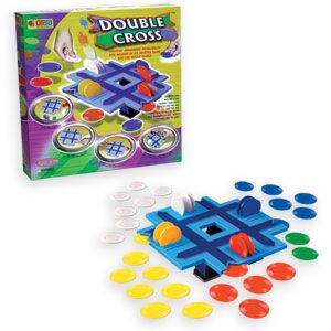 Double Cross Game
