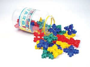 Construction Stars 36 Pieces