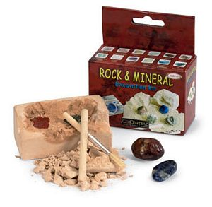 Rock and Mineral Dig Kit-Small - rocks for sale - buy rocks