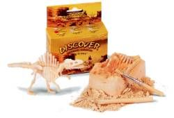 Discover Small Dinosaur Dig Kit, dino dig, dinosaur dig kit, dinosaur excavation, small dino dig kit