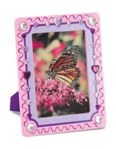 Melissa and Doug Decorate Your Own Picture Frame