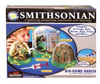 Smithsonian Bio Dome Habitat Triops