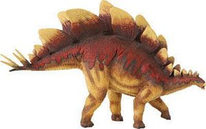 Wild Safari Dinosaur Stegosaurus Toy Model
