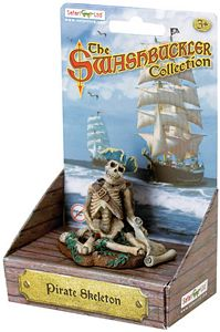 The Swashbuckler Collection Pirate Skeleton