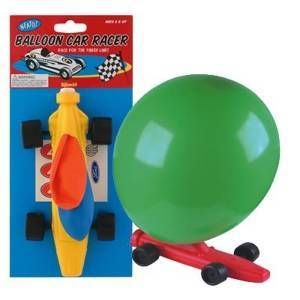 Balloon Car Racer Classic Toy