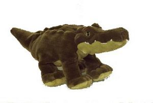 Cuddlekin Crocodile- Steve Irwin Collection