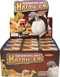 Magic Dino Growing Hatchem Egg