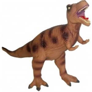 "Adventure Planet Medium 14"" Soft And Squeezable T-Rex Dinosaur Toy"