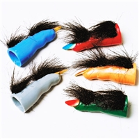 Furry Nails Pack of 12