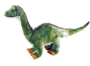 Large Cuddle Zoo Apatosaurus - Stuffed Animal Dinosaur Toy