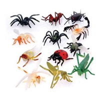 Mini Insects - 12 pack