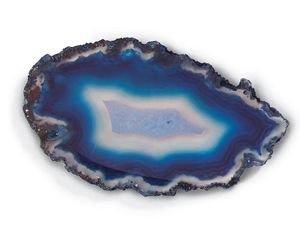 Blue Agate Slabs Mineral Rock, rocks for sale - buy rocks