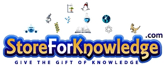 store for knowledge Logo