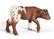 Schleich Texas Longhorn Calf Toy Model, calf toy, longhorn calf toy, texas longhorn calf model, long