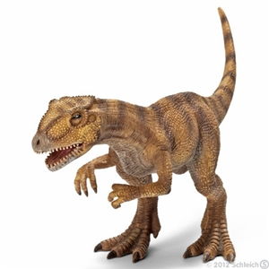 Schleich Dinosaur Allosaurus Toy Model