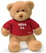 T-Shirt Bear - Miss Ya