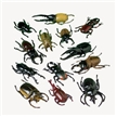 Bugs Toy Models - 12 pack, bug toys, toy bugs, beetle toys, bug toy models, bug models, insect toys,
