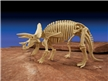 National Geographic Ultimate Dino Dig - Triceratops