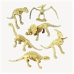 Skeleton Dinosaurs - 12 pack, dinosaur toys, toy dinosaurs, dinosaur birthday party, skeleton dinosa