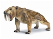 Schleich Smilodon Toy Model - Retired