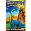 Dino Digest Coloring Activity Book