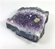 "Natural Amethyst Cluster 4"" 1.05 lbs"