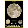 The Moon Space Poster