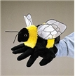 Folkmanis Bee Hand Puppet