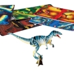 3D Dino Puzzles - Pack of 12