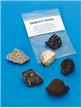 Igneous Rock Bag- 6 specimens