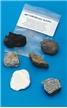 Metamorphic Rock Bag- 6 specimens