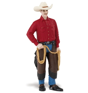 Safari People Ken the Horse Trainer Toy Model