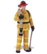Safari Firefighter Toy Model
