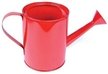 Kids Metal Watering Can - Red