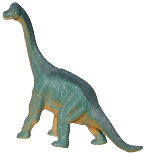 Hard Plastic Brachiosaurus Dinosaur Toy Model