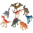 "6"" Toy Dinosaurs - 12 pack"