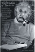 The Wisdom of Einstein Poster